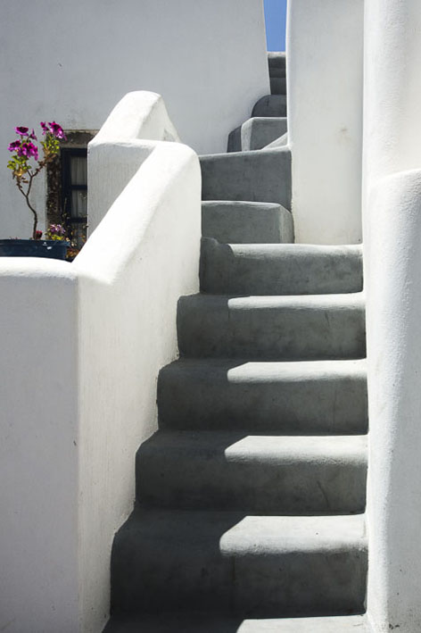 Greek Steps